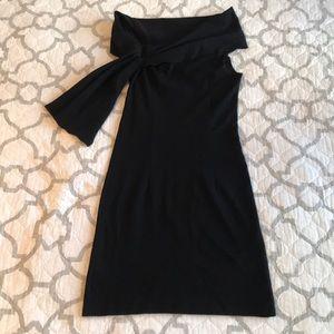 Calvin Tran Dress with Versatile Neckline